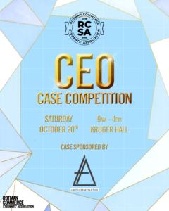 CEO Case Competition